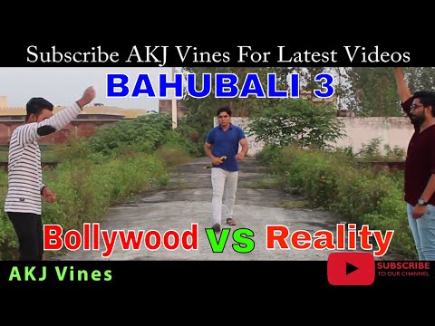 Bollywood VS Reality | Expectations VS Relity | Bollywood Funny Videos | Episode -2 | AKJ Vines.