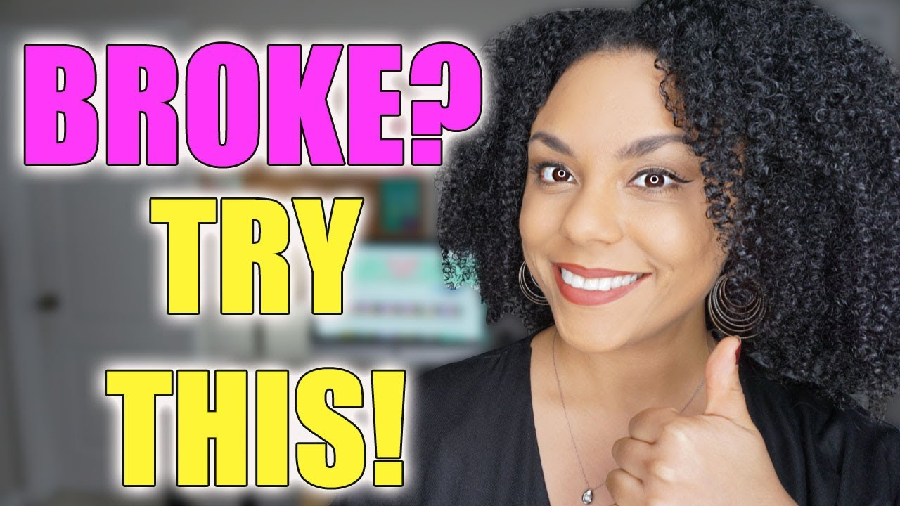How To Make Money Online As A Broke Beginner! (For Free)