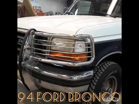 ford bronco 🐎/camioneta ford bronco en nj