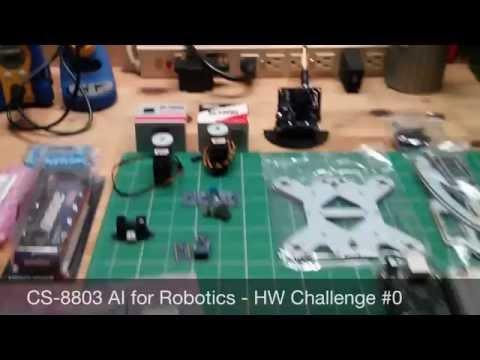 CS-8803 Hardware Challenge #0