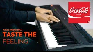 Avicii vs Conrad Sewell - Taste The Feeling (Piano Cover) | Sachin Sen
