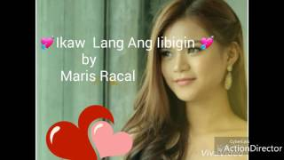 quot;Tagalog version quot; how did you know by Mariz Racal