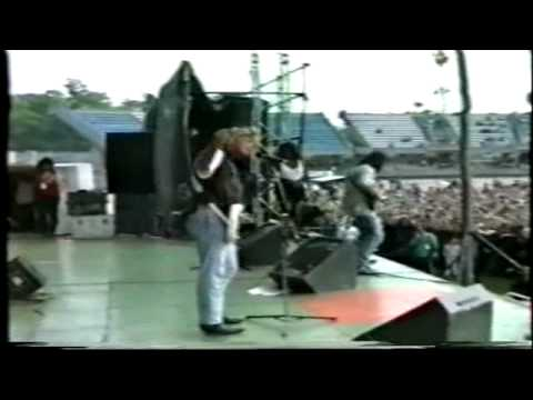 Blue System - Magic Symphony (live in Kaunas 1990)