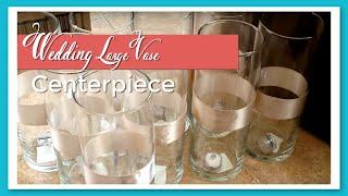 Wedding Series: Large Vase Centerpiece