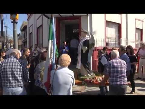 Fiesta de San Vincenzo Ferreri en Circulo de Amendolara 2015 (ver en 480p)