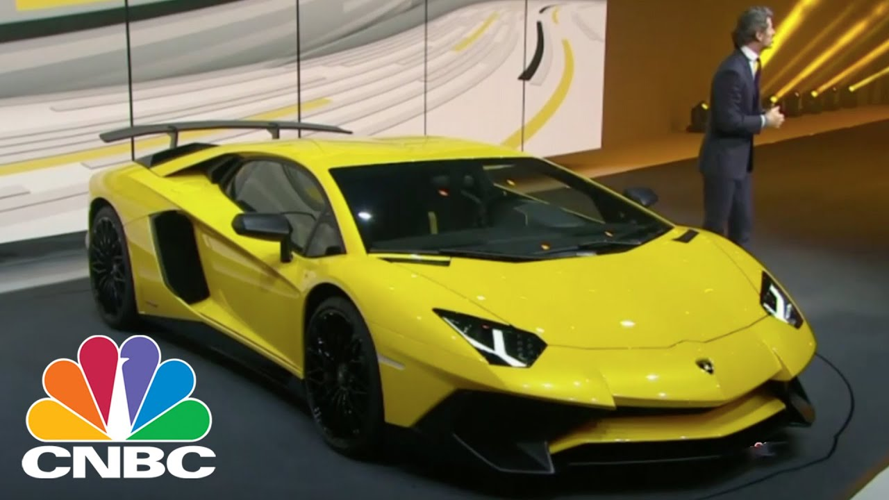 The Top Luxury Cars Of 2015 Ferrari Bugatti And More Cnbc Youtube