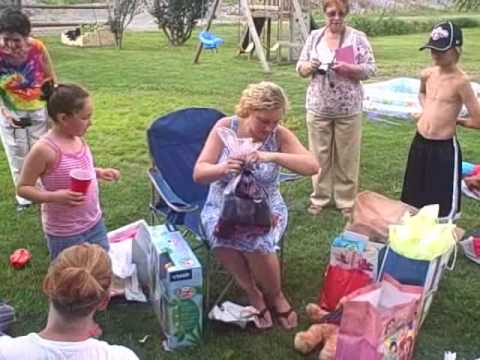 Lily Babylon  First Birthday Party  2009
