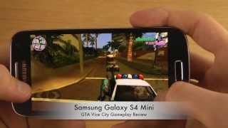 GTA Vice City Samsung Galaxy S4 Mini Gameplay Review