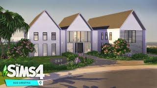 Современный роскошный дом | Без СС | Строительство в Симс 4