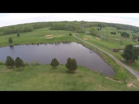 DJI Phantom 3 Flyover at Twin Lakes