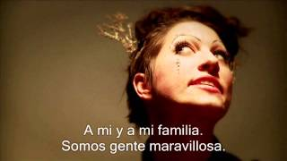 Amanda Palmer ::: Runs In The Family (Sub)