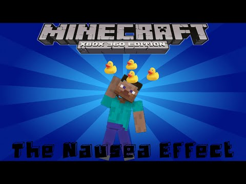 minecraft how to make potion of nausea