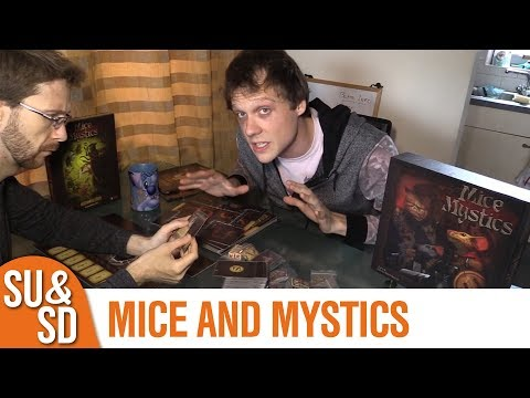 Mice And Mystics - Shut Up & Sit Down Review