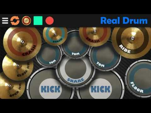 Asian Kung-Fu Generation -  Blood Circulator Real Drum Cover Android