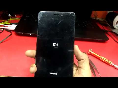 Redmi !! Note 4 !! (2016100) logo stuck !! soluation 100% tested