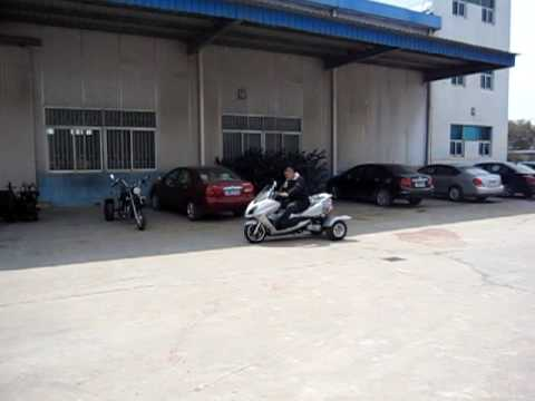 2009 scooter / 3 wheeler / Tricycle / Trike / Moped ...