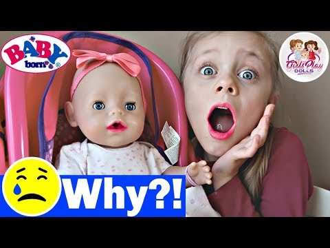 💔Baby Born Twin Kate's Adoption Story! 😮Twins Separated?! 👶🏼👶🏼 Super Baby Born Compilation! 💖