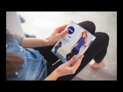 Ladygugu - ujędrniająco-modelujące legginsy antycellulitowe NIVEA Q10 Plus