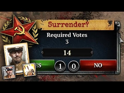 MY TEAM WANTED TO SURRENDER — Company of Heroes 2 |