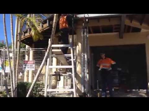 How To - Repair Broken Structural Concrete Column 10 Http://www.bjconstruct.com.au