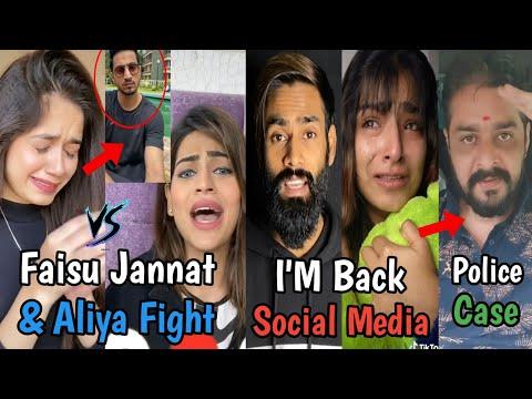 Faisu 07 and Jannat Zubair Fight with Aliya, Aamir Siddiqui, Hindustani Bhau, Revolver Rani, Anushka