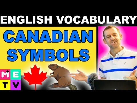 ESL Lesson   Canadian Symbols