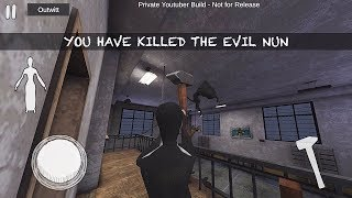 PLAYING AS THE NUN AND KILLING HER!! | Evil Nun