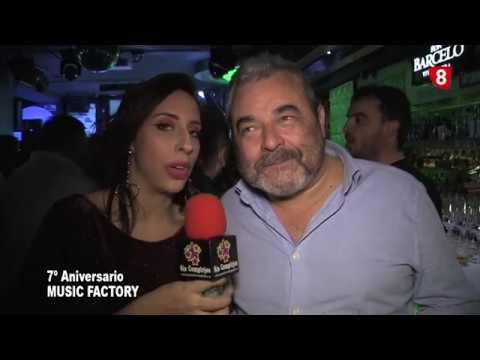 MUSIC FACTORY - 7º ANIVERSARIO 2018 (SALAMANCA)