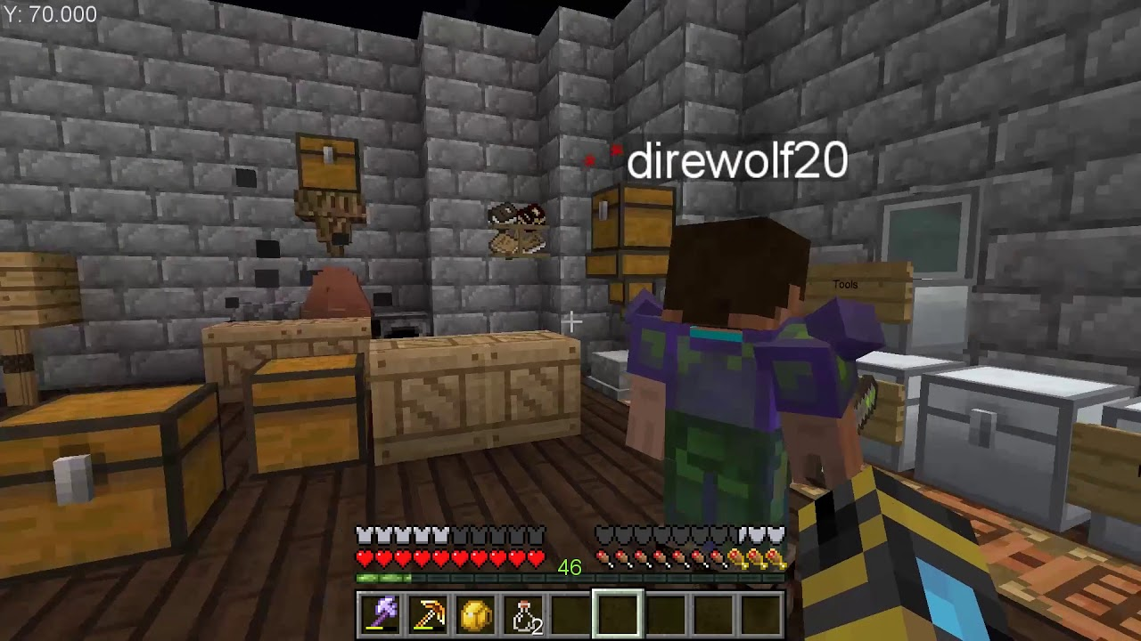 SevTech: Ages with Direwolf20 - Episode 38 - Shocking!