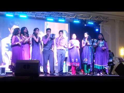 Group Singing at 'Ninaivukal 2013,' Toronto.