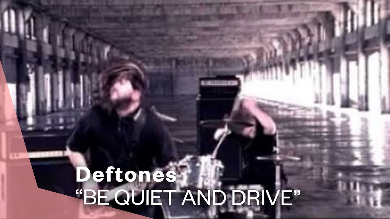 Deftones - Be Quiet And Drive (Far Away) (Official Music Video) | Warner Vault