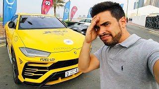 ACCIDENTE LAMBORGHINI URUS EN DUBAI
