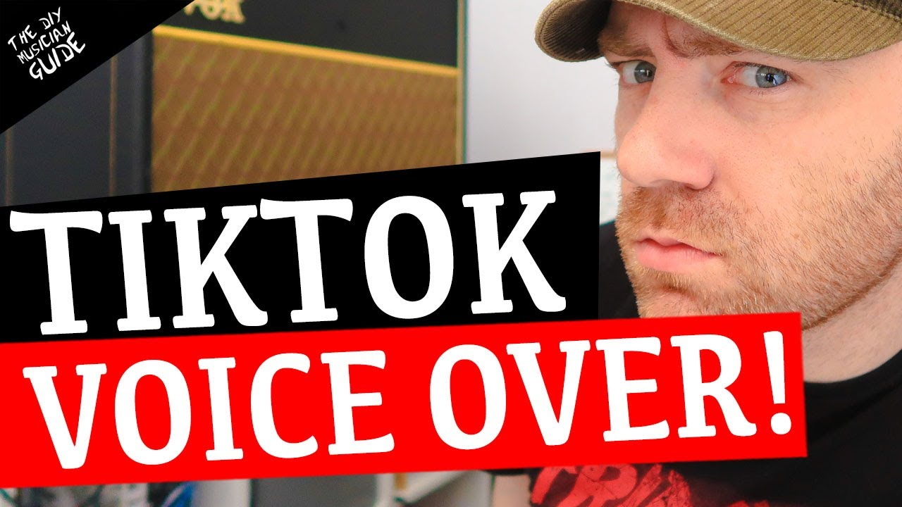 How To Add Voice Over In Tiktok Videos New Easy Method The Diy Musician Guide Youtube