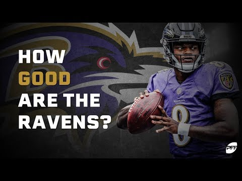 How good are the Baltimore Ravens? | PFF