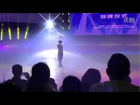 2015 0430 Yan Han Ice Show Gala (SP) [Clear version]