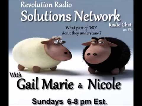 Solutions Network Radio with Gail Marie and Nicole - May 11 segment