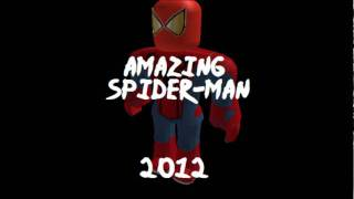 Roblox Amazing Spiderman Soundtrack-Serenata Atomic - Mix Lab