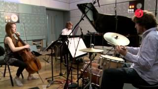 The Kit Downes Trio perform Schubert's Auf Dem Wasser Zu Singen D 774