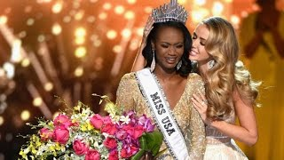 Miss USA 2016 Crowning Moment