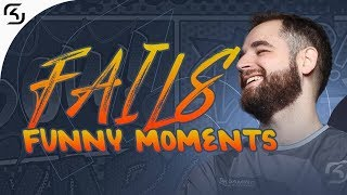 SK CS:GO Fails and Funny Moments #1