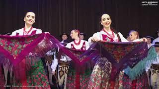 XXXIX F.H.Mazurkas-Zespół Pieśni i Tańca ŚLĄSK- tańce góralskie