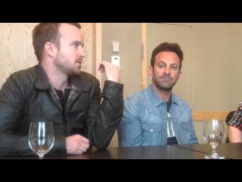 'Need For Speed' Aaron Paul and Scott Waugh