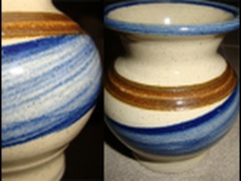 how to make coloured slips for under glaze pottery ceramics youtube