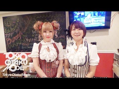Trip to Casino-Themed Akihabara Cafe & Bar Bunny's Guild - Part 1