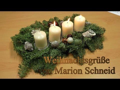Weihnachtsgrüße Für Gäste.Marion Schneids Weihnachtsgrüße 2017 Marion Schneid Mdl