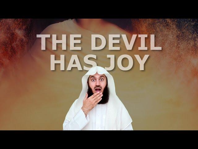 The Devil Enjoys Manipulating Us - Mufti Menk