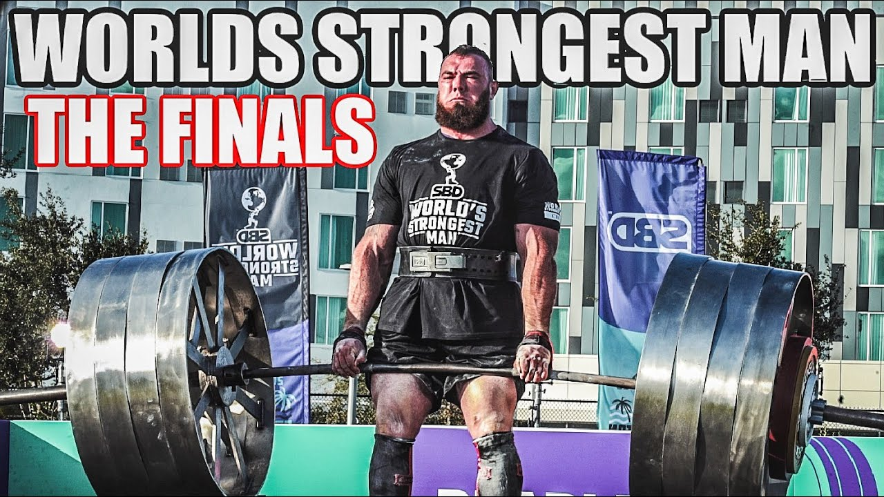 Download The Worlds Strongest Man 2020 Final | ft Brian Shaw