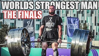 The Worlds Strongest Man 2020 Final | ft Brian Shaw