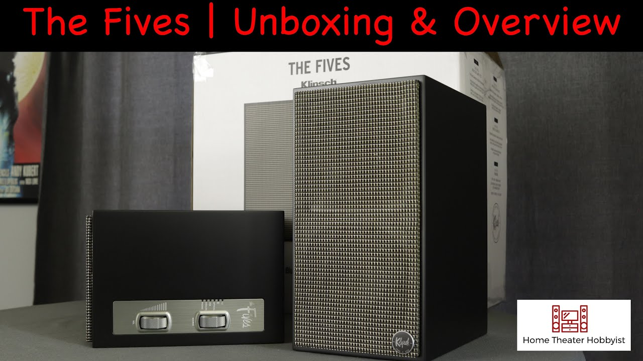 The Fives by Klipsch | Unboxing and Overview