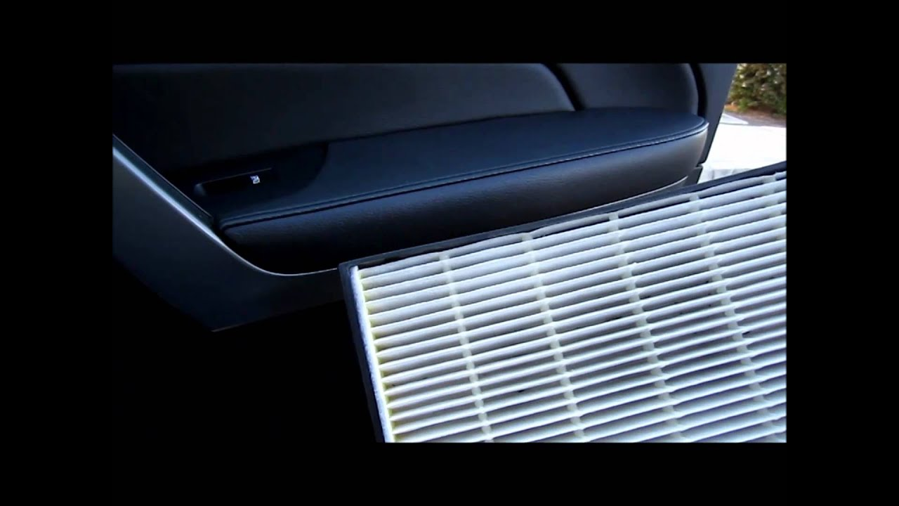 Replacing Acura MDX Cabin Air Pollen Filter Version One YouTube - Acura mdx air filter